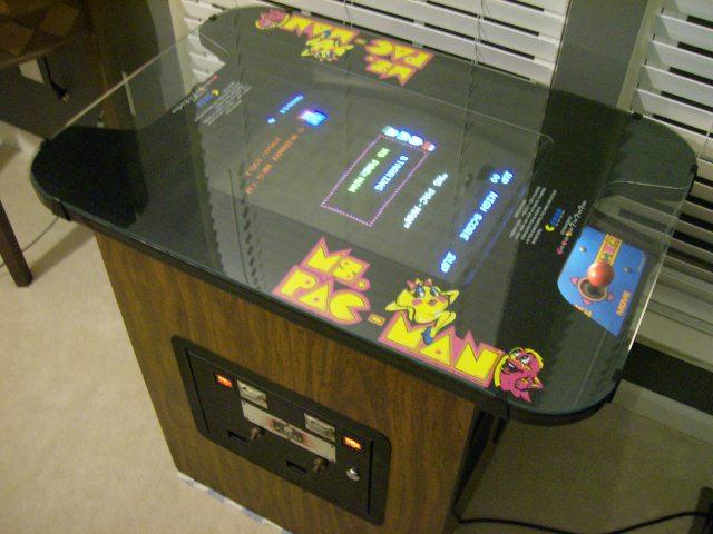 Ms. Pac-Man (2 Player Sit-Down)